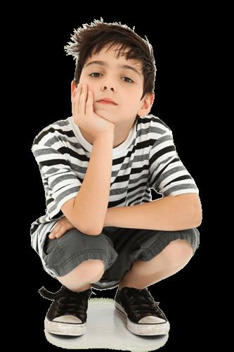 frustrated parent kid