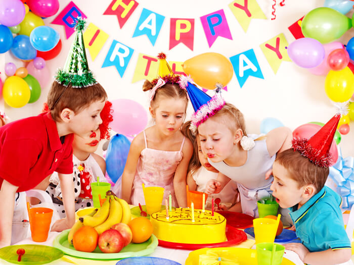Birthday Parties Packages